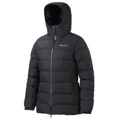 Куртка женская Marmot Wm's Mountain Down Jacket Black, XS (MRT 76030.001-XS)