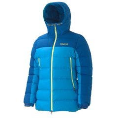Куртка женская Marmot Wm's Mountain Down Jacket Tahou Blue / Classic Blue, XS (MRT 77590.2444-XS)