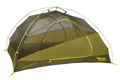Палатка трехместная Marmot Tungsten 3P Green Shadow / Moss, (MRT 29200.4200)