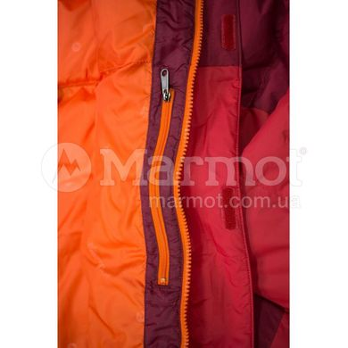 Куртка мужская Marmot Mountain Down Jacket, Team Red/Brick, р.XL (MRT 72320.6282-XL)