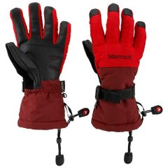 Перчатки мужские Marmot Granlibakken Glove Team Red / Port, S (MRT 14200.6935-S)