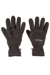 Перчатки мужские Marmot Fleece Glove Black, L (MRT 14310.001-L)