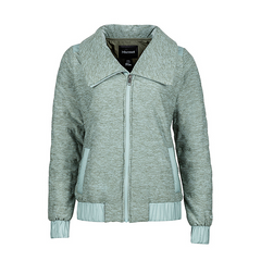 Куртка жіноча Marmot Wm's Elsee Jacket Beetle Green Heather / Sea Fog, L (MRT 48540.3712-L)