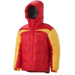 Куртка мужская Marmot Greenland Baffled Jacket, Team Red/Golden Yellow, р.XL (MRT 5067.6279-XL)